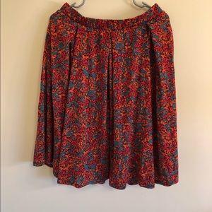 Lularoe Madison skirt medium